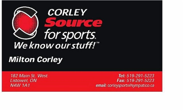 Corley Sports