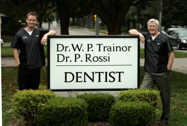Dr Patrick Rossi Dentistry Professional Corporation