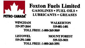 Foxton Fuels Limited